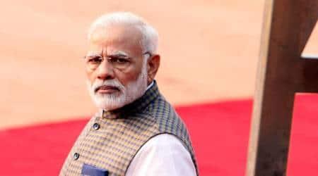 PM Modi talks to top Nepalese leaders K P Sharma Oli, Pushpa KamalPrachanda
