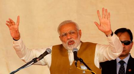 Why is PM Narendra Modi obsessed with Muslims?