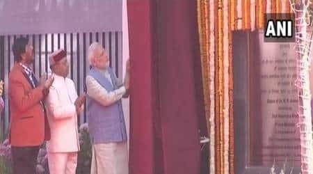PM Modi inaugurates BR Ambedkar International Centre