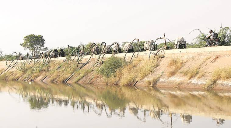 gujarat elections, narmada river