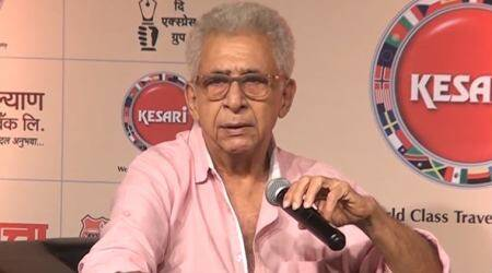 Unfortunately, in our country, crying is mistaken for good acting: Naseeruddin Shah