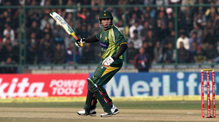 Pakistan opener Jamshed banned for ten years over spot-fixing