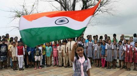 Singing Vande Mataram, in a changing India