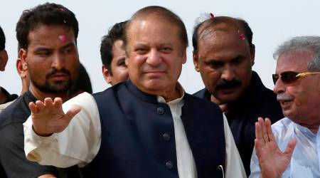 Nawaz Sharif not eligible to hold post of PML-N party chief