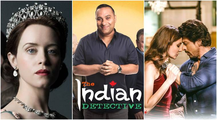new titles on netflix in december include the crown the indian detective and jab harry met sejal