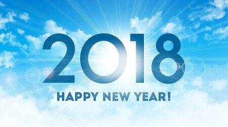 Happy New Year 2018: Greetings, Wishes, Cards, Images, Messages, Photos, SMSs WhatsApp and Facebook Status Quotes
