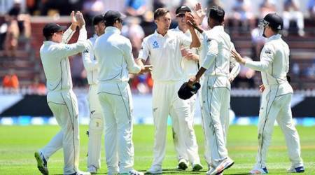 New Zealand beat West Indies by an innings and 67 runs in firstTest