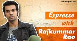 Expresso EP 3 | Rajkummar Rao : 'God Has Sent Me On This Planet To Be An Actor'