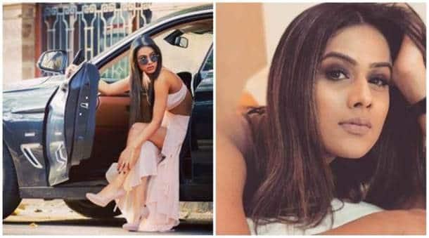 Nia Sharma 2nd sexiest asian woman