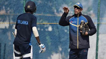 Nic Pothas was fielding coach before Graham Ford stepped down