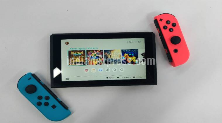 Nintendo Switch Is Undeniably Cool And That S Where It Succeeds Technology News The Indian Express