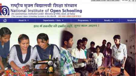 NIOS declares class 10 October exam results 2017 at nios.ac.in