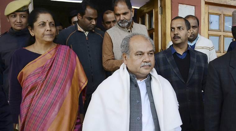 Himachal Pradesh CM, Jairam Thakur, prem kumar dhumal, Himachal CM pick, Nirmala Sitharaman, narendra Singh Tomar,