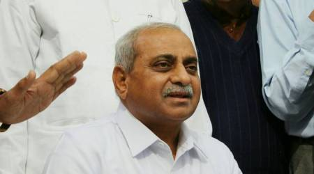 BJP scrambles for damage control, Nitin Patel gets Finance Ministry