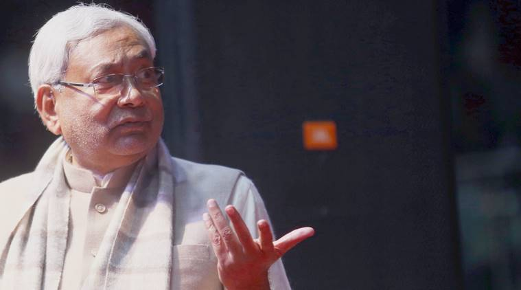 Nitish Kumar rubbishes RJD's charge of framing Lalu Prasad
