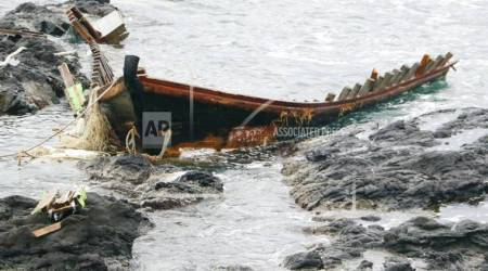 More North Korean 'ghost boats,' bodies wash up on Japan's shores