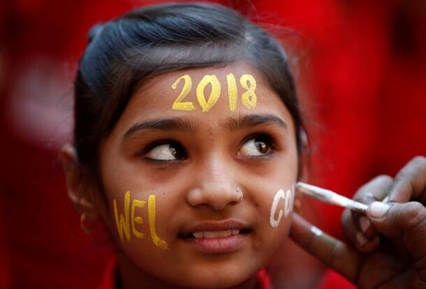 New Year 2018, New Year celebrations, New Year world, New Year world celebrations, New Year welcome, New Year party