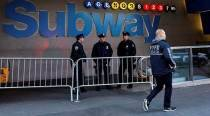 ISIS-inspired Bangladeshi bomber arrested after blast in New Yorksubway