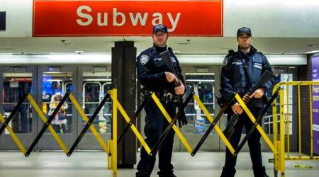 New York City subway explosion arrest leads to discussion of immigration rules in US