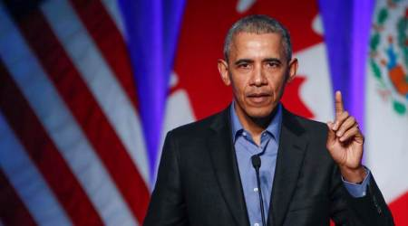 Barack Obama played African-American card to win Modi on Paris climate change:Book