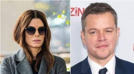 Online petition launched to axe Matt Damon's role from Ocean's 8