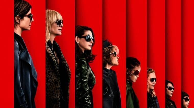 Ocean's 8 drops the star-studded poster and fans are pumped