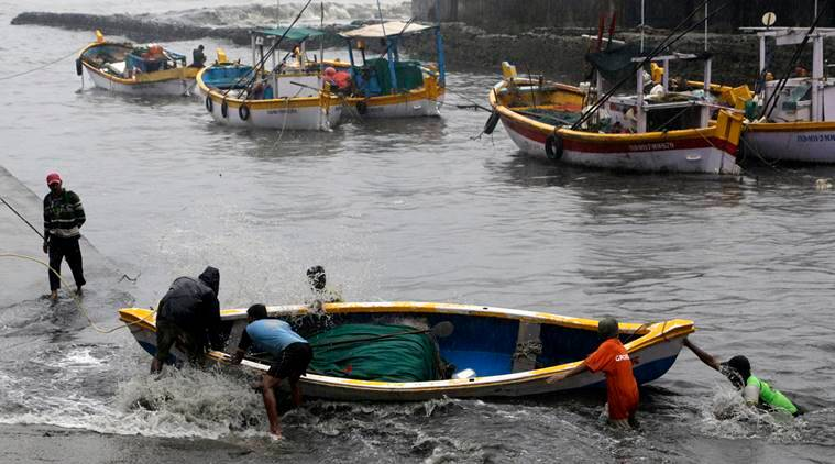 At least three fishermen feared dead after boat hit by Ship off Kerala coast