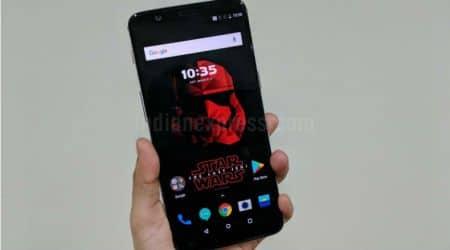 OnePlus 5, OnePlus 5T, OnePlus 5T Star Wars, OnePlus 5T Star Wars Edition, OnePlus 5T Star Wars price in India, OnePlus 5T star Wars price, OnePlus 5T review, Face Unlock on OnePlus 5