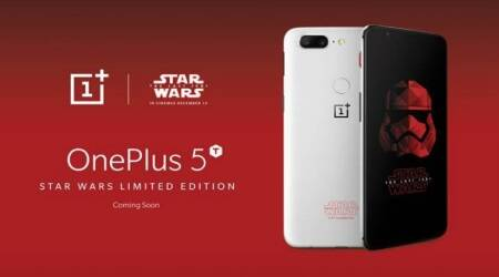 OnePlus 5T Star Wars Edition to launch in Europe on Dec 13