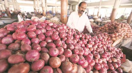 Onion price at nine-month high, traders say no relief expected in the short term