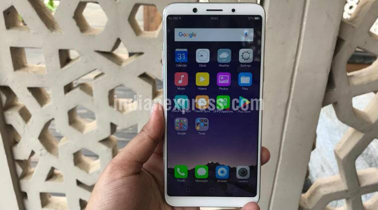 Oppo F5 review price in India features specifications