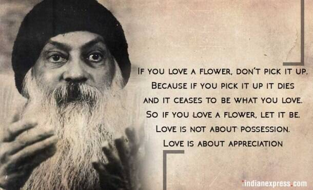 Osho birth anniversary: 15 wise quotes by the spiritual ...