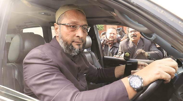 AIMIM chief Asaduddin Owaisi. (File)