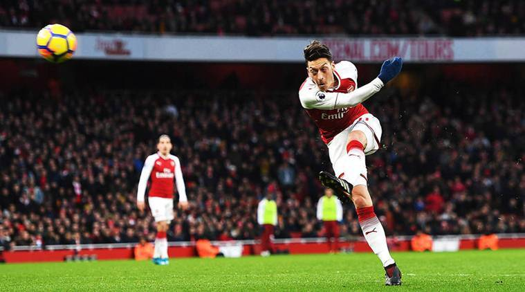 Wenger Claims Ozil Is In The Best Form Of His Arsenal Career