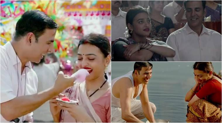 akshay kumar starrer padman song is out