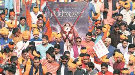 Rajput outfit demands pan-India ban on 'Padmavati'
