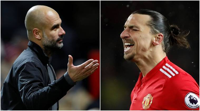 Ibrahimovic calls Guardiola the most immature manager