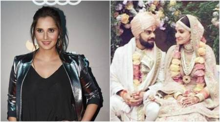 Sania Mirza reveals why Virat Kohli-Anushka Sharma kept their wedding a secret