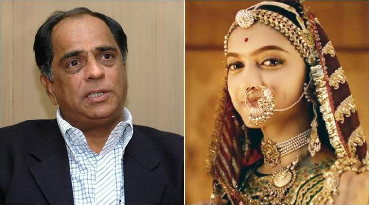 Pahlaj Nihalani's take on Padmavati row
