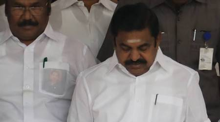 CM Palaniswami extends new year greetings to President Kovind, PM Modi and Governor Purohit