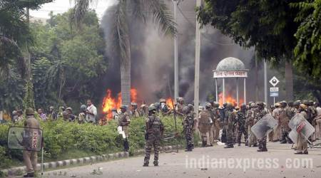 Former Congress MLA questioned in Dera violence case