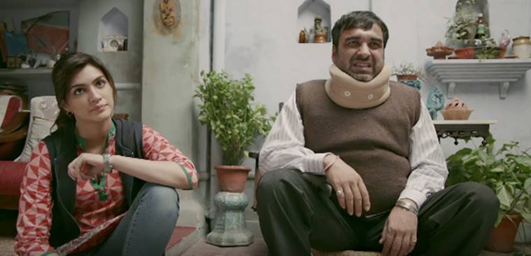 Pankaj Tripathi in Bareilly Ki Barfi