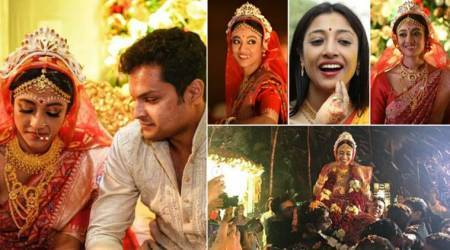 Hate Story actor Paoli Dam's wedding was everything traditional and Bengali, see photos