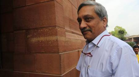 Congress should realise mistake of doubting armed forces: Parrikar on surgical strikes video