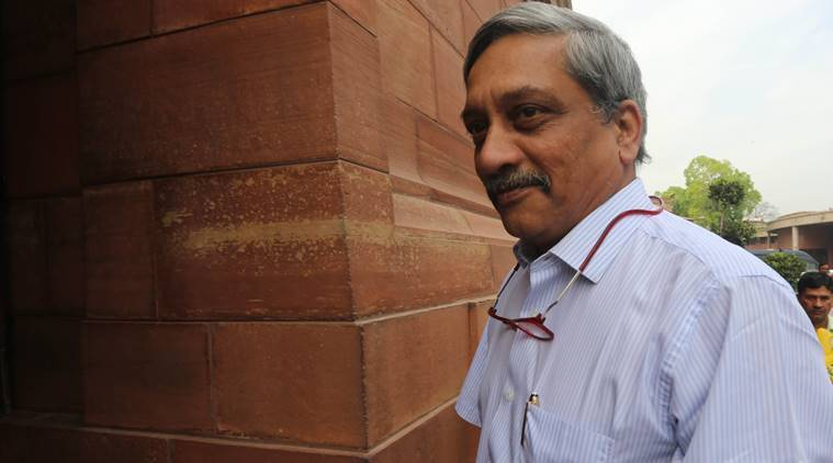 Parrikar likely to return to India next month