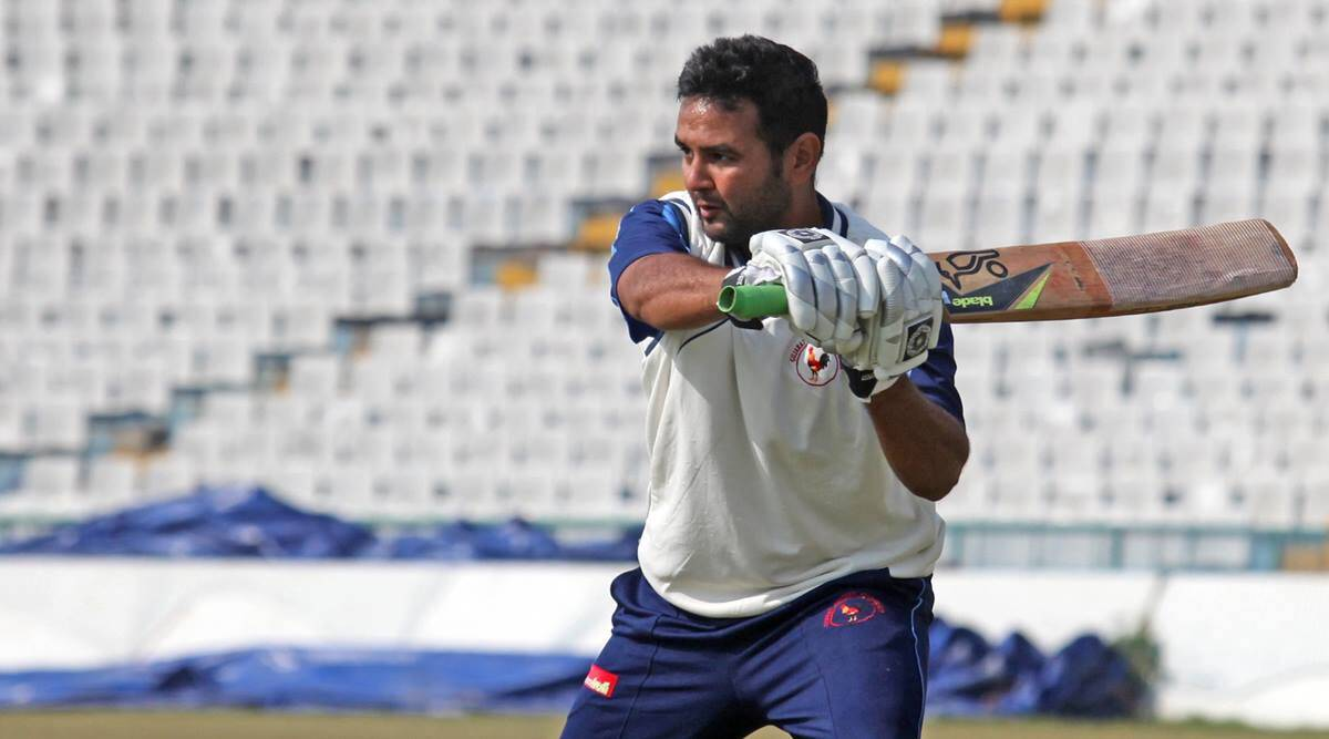 Parthiv Patel retirement