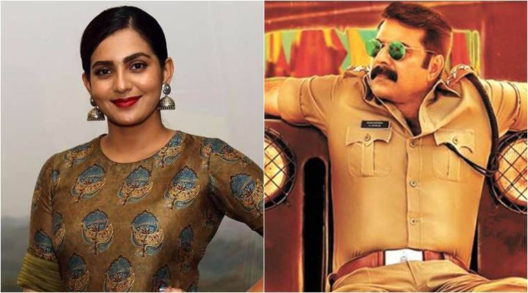 parvathy trolled on mammootty kasaba comment