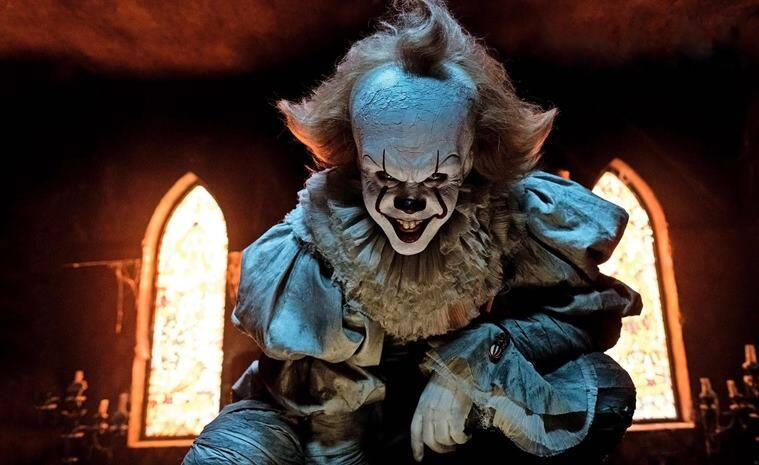 pennywise the dancing clown from it