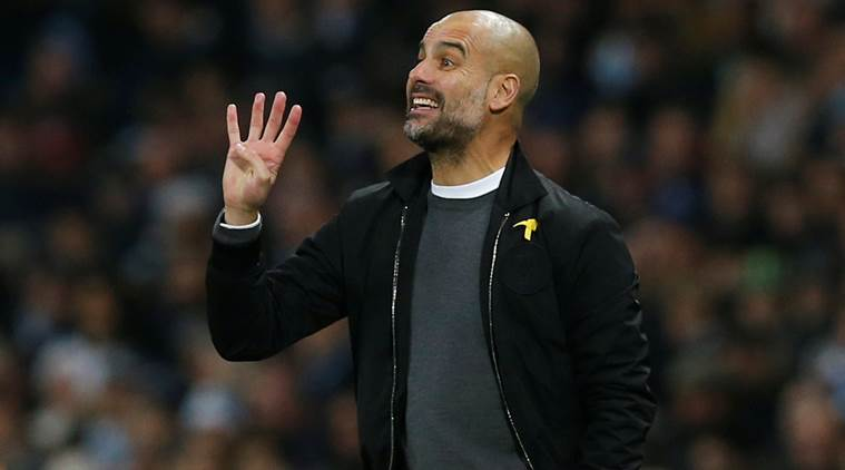 Manchester City are currently the table-toppers in Premier League.