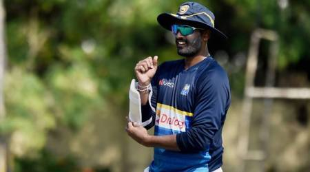 India vs Sri Lanka, Sr Lanka tour of India 2017, Thisara Perera, Thisara Perera captain, Thisara Perera Sri Lanka captain, Thisara Perera Sri Lanka, sports news, cricket, Indian Express